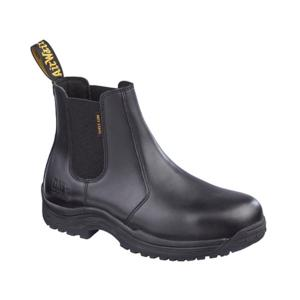 6654 Black Dealer Boot